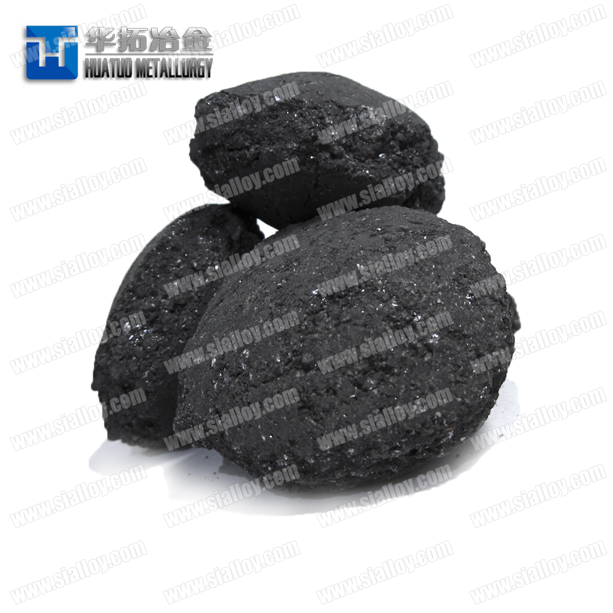 High Purity Silicon Slag Briquette