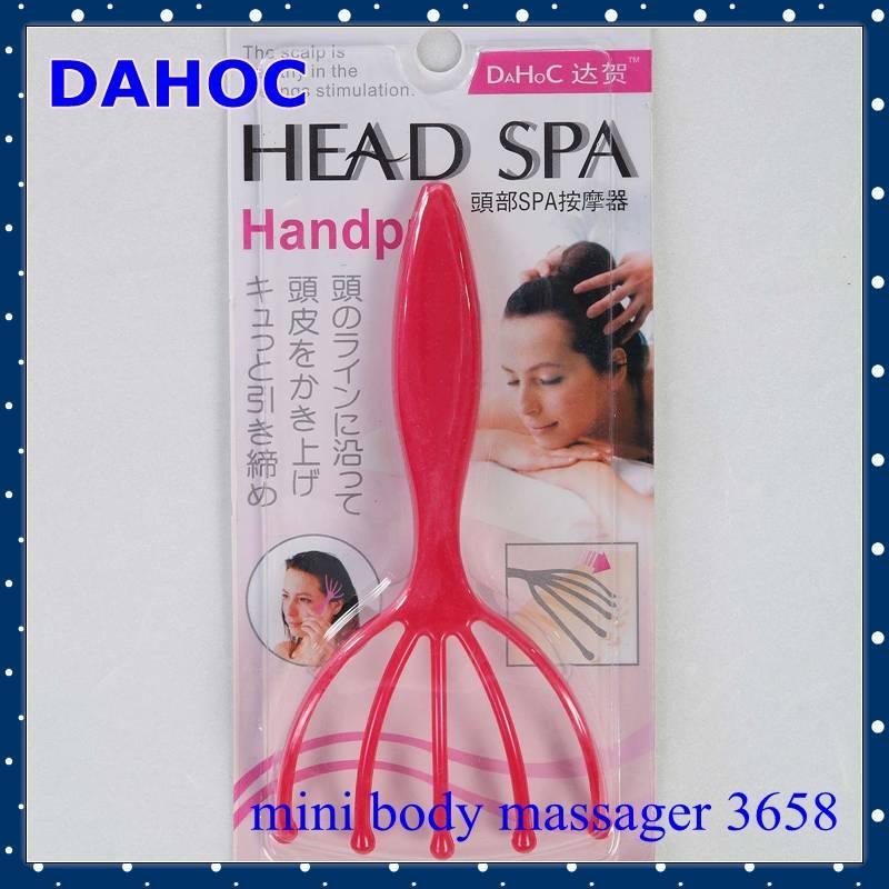 hand held  Five Fingers Head Massager