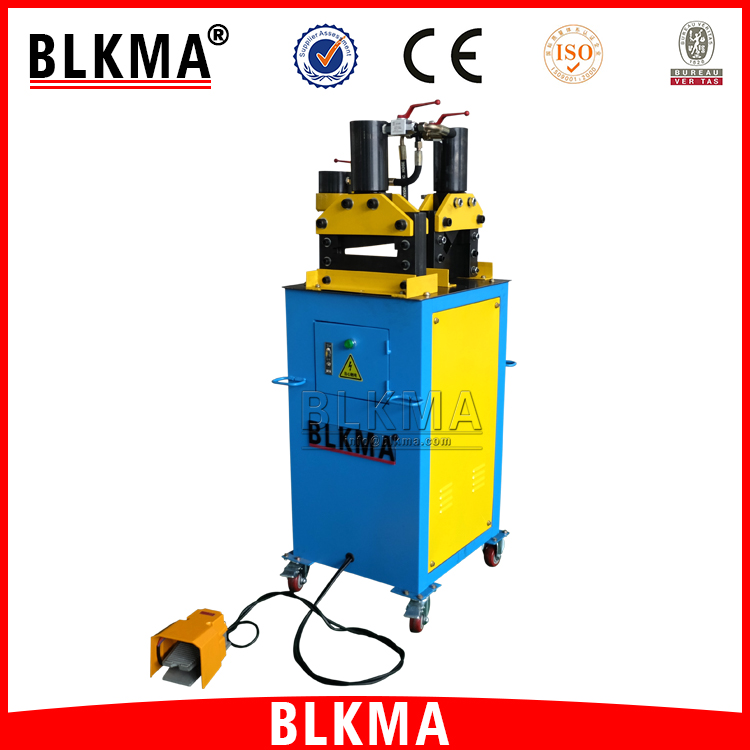 BLKMA hvac duct forming machine simple angle steel flange production line