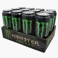 Monster-Energy Drinks, Lucozade,Powerade Energy Drinks and 5-hour Energy Drink in Different Flavours