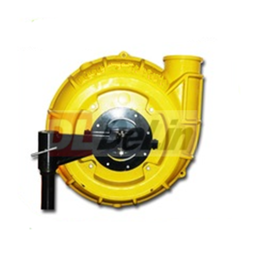 heavy duty centrifugal horizontal oil sand handling slurry pump