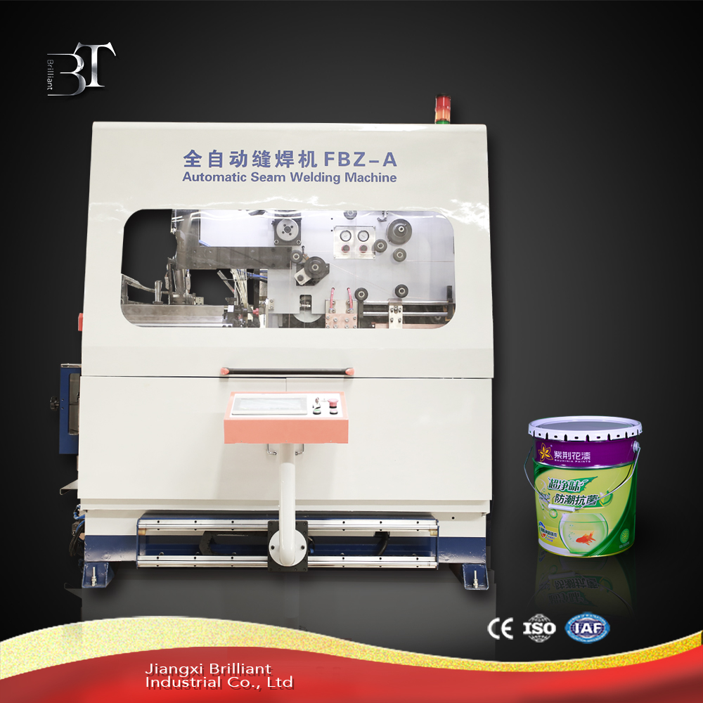 Hot sale automatic rounding welding machine