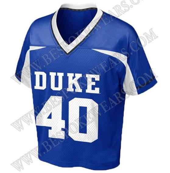 Wholesale custom sublimation lacrosse jersey