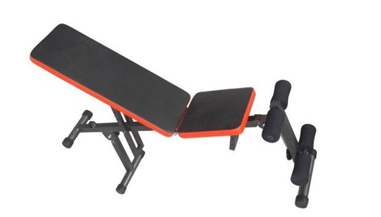 Gym fitness weight lifting bench
