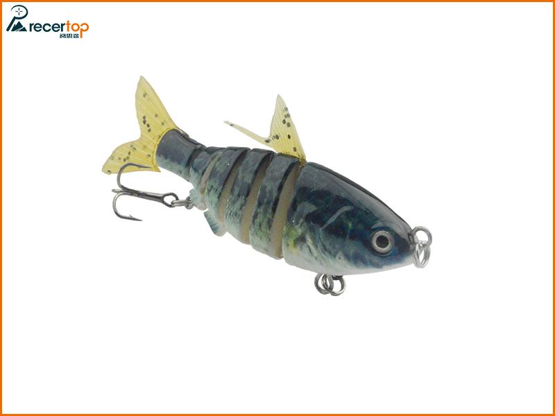 Artificial Lure Hard baits Fishing tackle Sun fishing