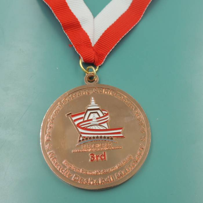 Custom 3D Military Medal with Cheap Factory Price