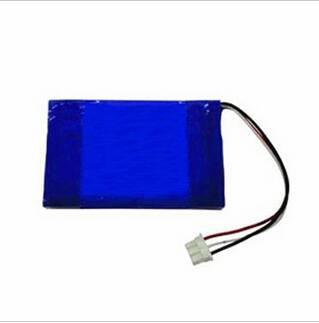Custom lipo battery pack 7.4V 2300mAh 505085