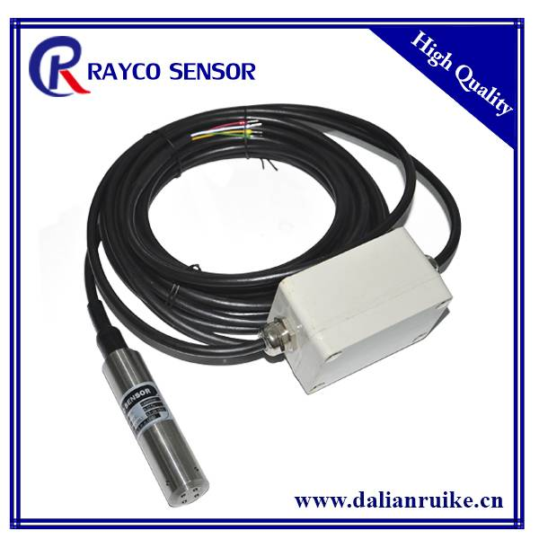 4-20mA 0.5v-4.5v 0-5v 0-10 RS485 level sensor