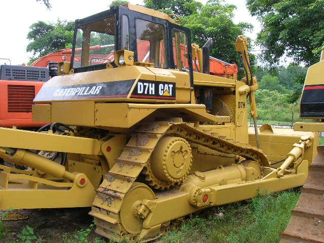Used D7H,D5H,D6H,D7G,D8N CAT,Bulldozer, - Auto Link Holdings Sdn Bhd