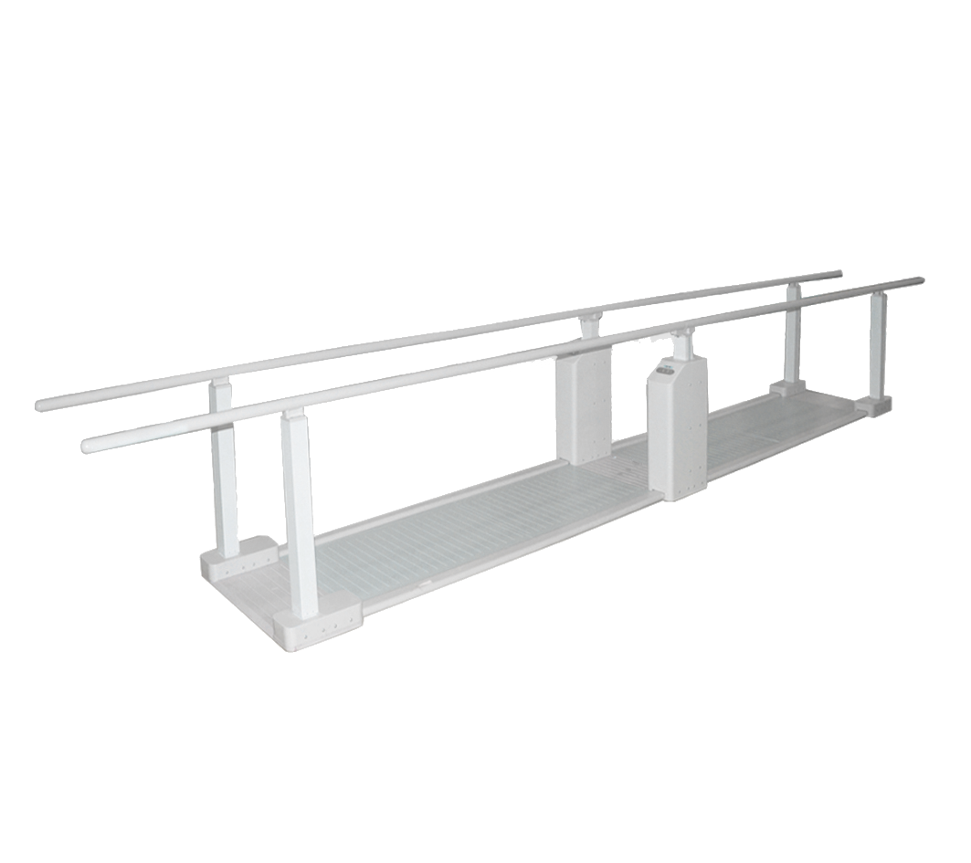 G-PXG-06 Platform Mounted Adult Rehabilitation Parallel Bars