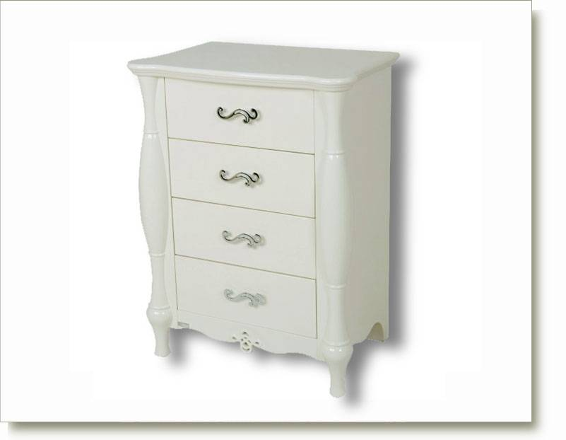 Chest of Drawers (four drawers)(LA005-4)