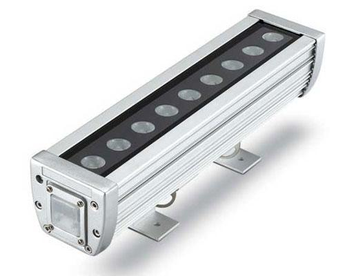 9W High power LED wall washer light/lamp