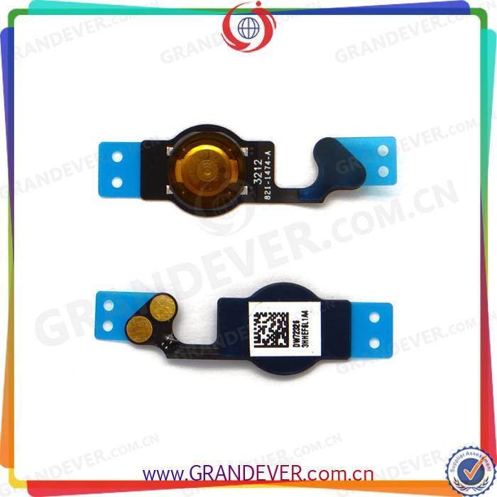 for iPhone 5c Home Button Flex Cable Replacement at Wholesale Price