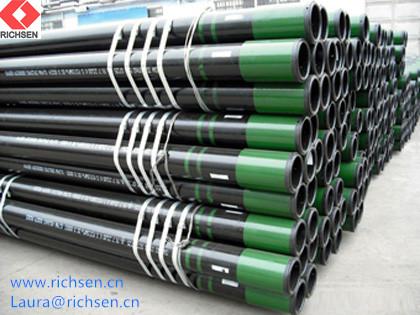 OCTG API 5CT Casing Tubing Pipe Oilfield EU L80