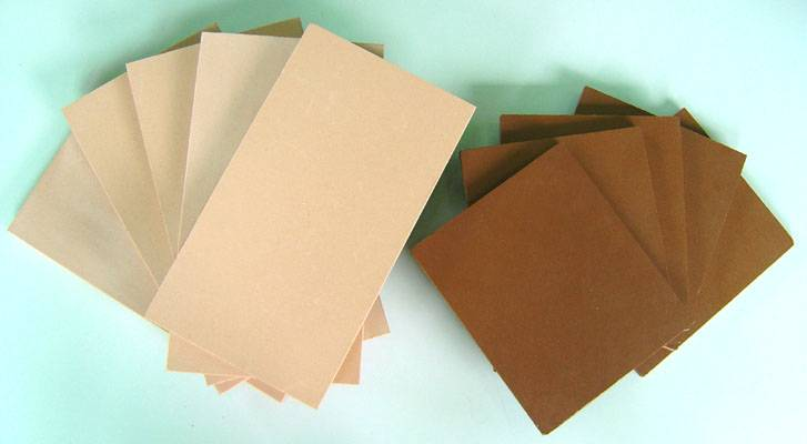 PVC Light Foam Sheets 2 - Composite core materials