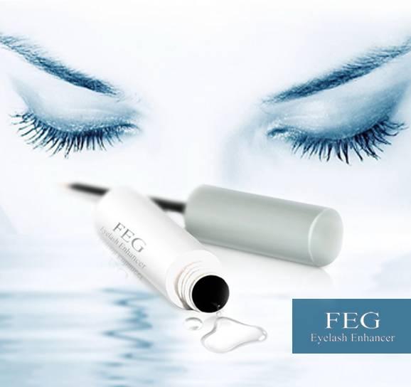 Enhancing your eyelash easlily with FEG eyelash enhancer serum