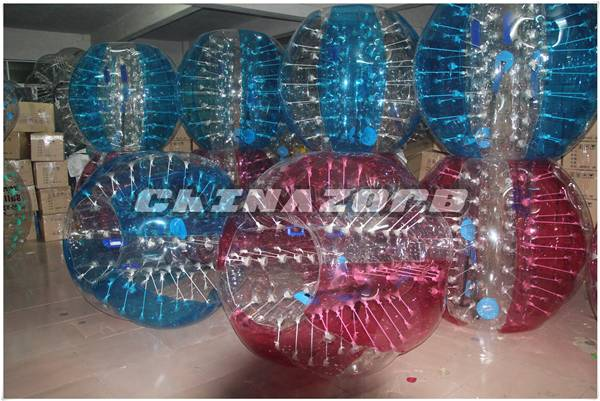 Most popular soccer games bubble football factory price
