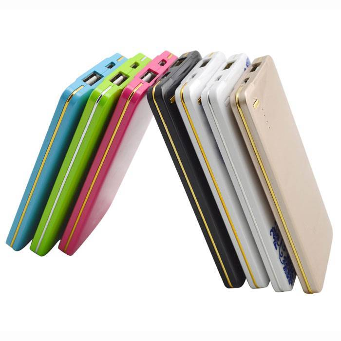 PULLER POWER BANK 4000mAh super slim li-polymer power bank portable charger