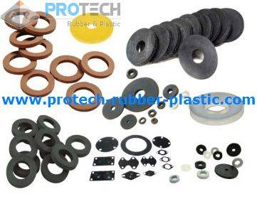 Molded Rubber Silicone Washers
