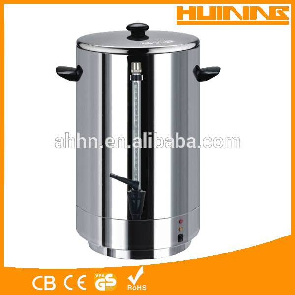 Middle east market big capacity water urn, electric hot drink machine for commercial use