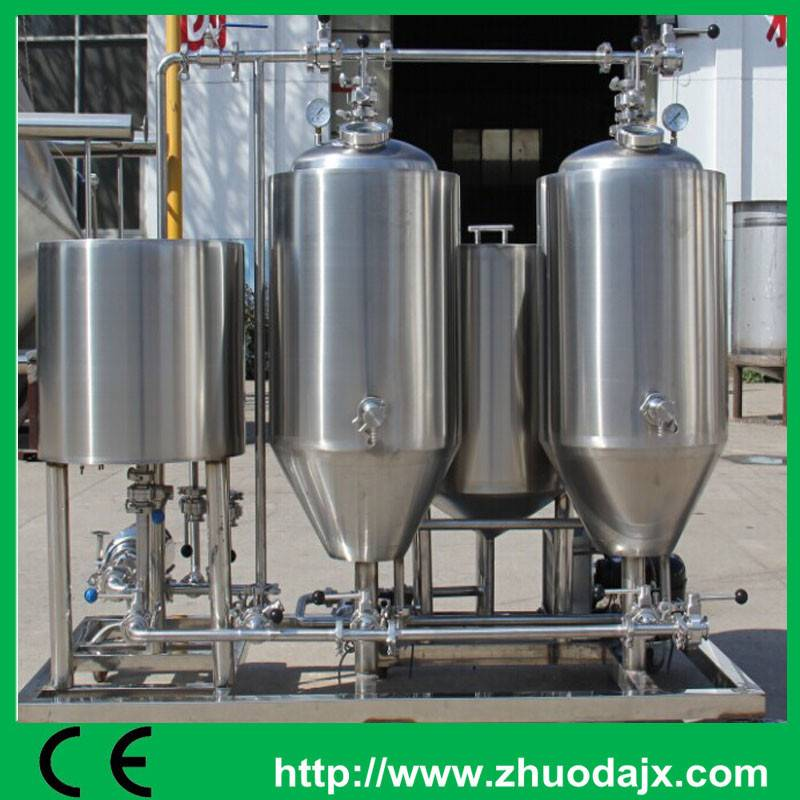 2015 hot sale 50L homebrew mini brewery for small bar business