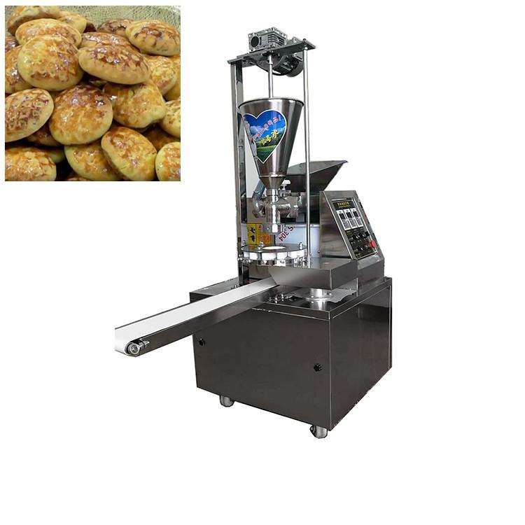 Vegetable Meat Stuffed Baozi Momo Steamed Bun Making Machine
