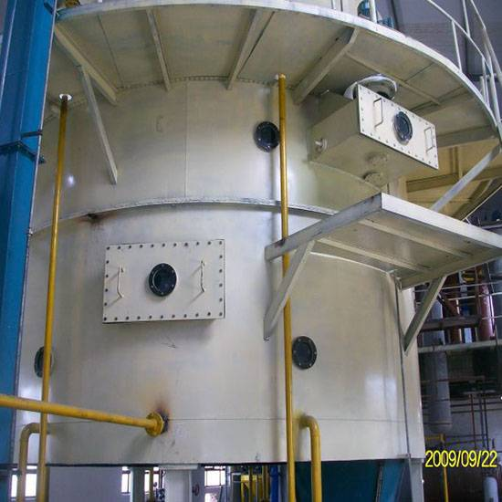 15TPD Soybean solvent extraction machine solvent extraction equipment