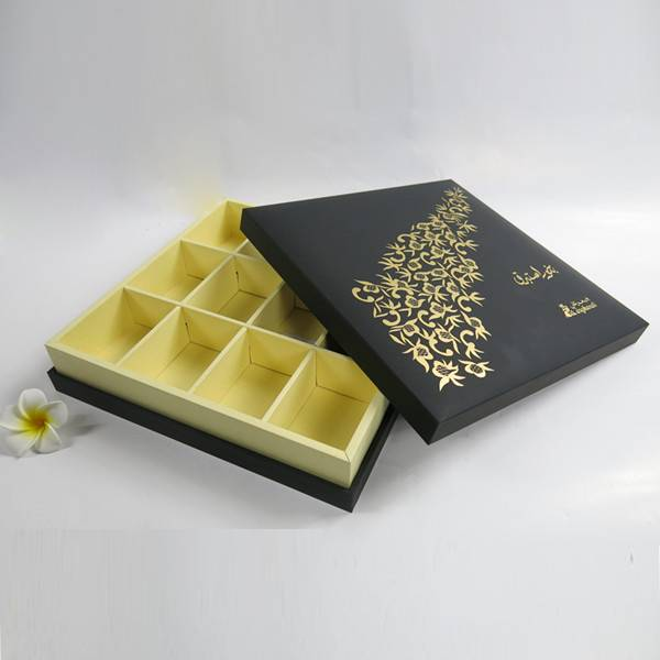 Tea Bags Packaging Box Tea Leaves Storage Box