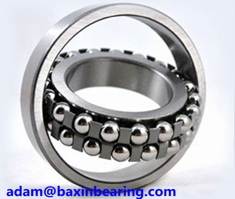 self-aliging ball bearing