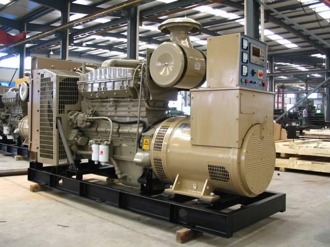 Diesel Generator (100KW)
