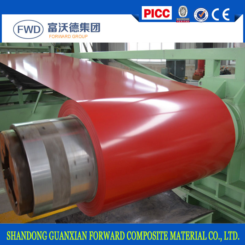 Construction material prepainted galvanised steel coil,prepainting galvanized steel coils