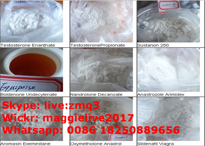 China Supply Steroid Muscle Gaining 521-18-6 Stanolone