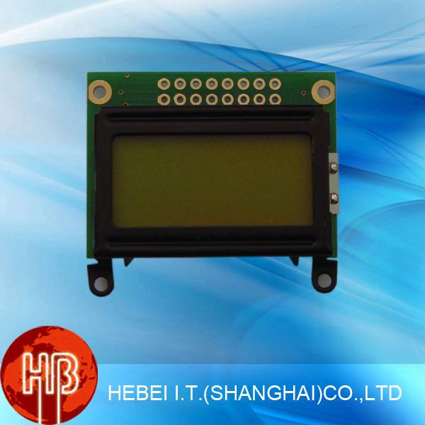 20x2 Character LCD Module Display COB Type