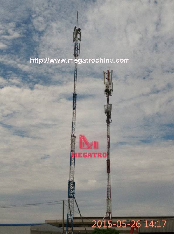 Integrated telecom base station products