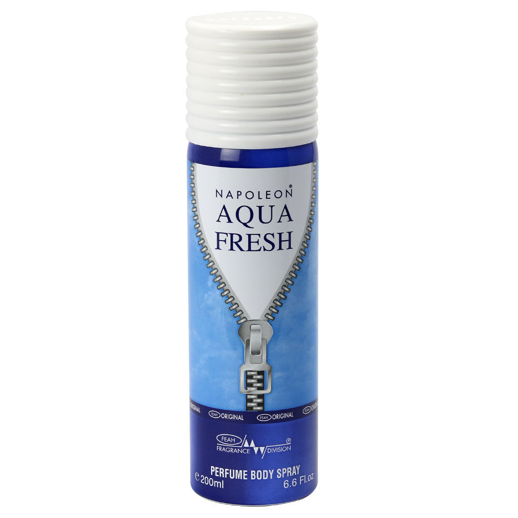 Napoleon Aqua Fresh 200ml Deodorant for Men