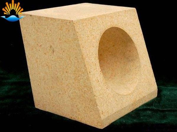 High Dense Zircon Block