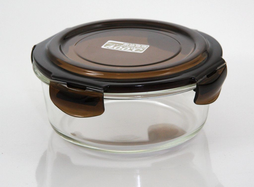 Microwave Storage glass Food Container