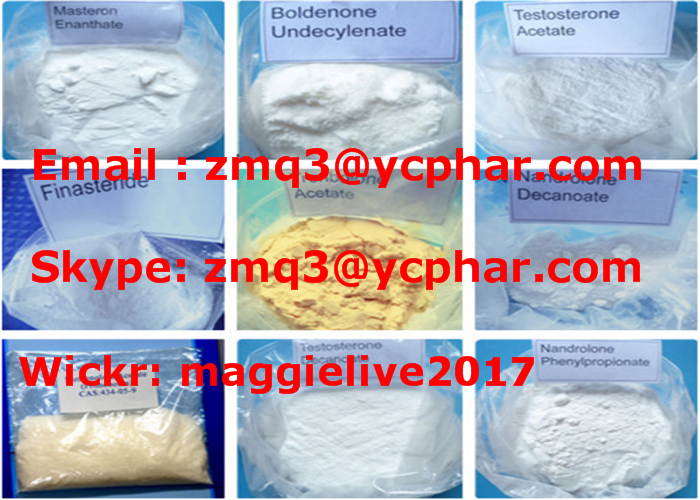 99% Anabolic Steroid for Muscle Gain Mestanolone Ace CAS: 521-11-9