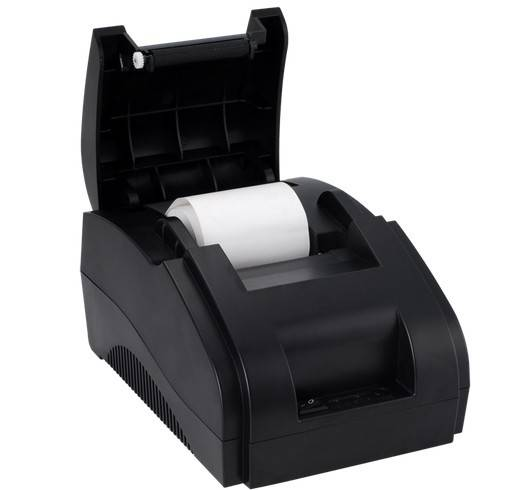 58mm Thermal Printer Mini Thermal Receipt Printer POS Printer XP-58IIH