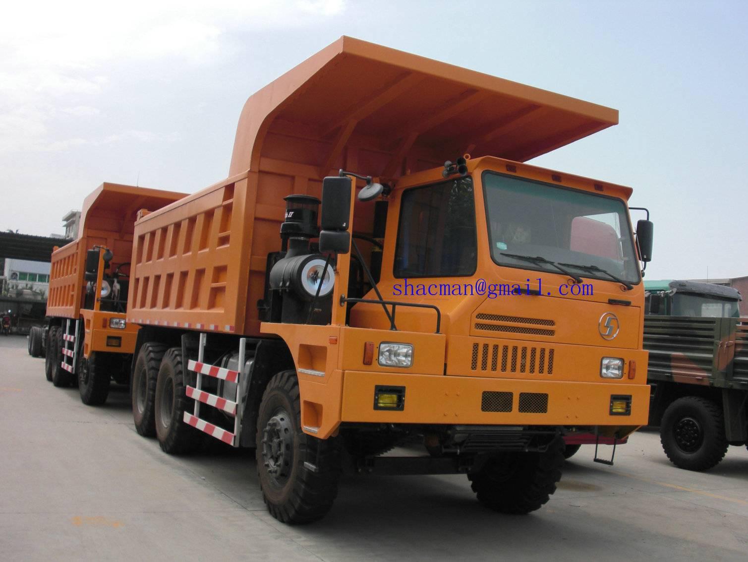 Shacman Off-road Mining Dump Truck