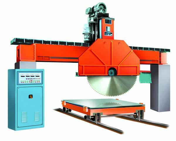 Model QJ1800 Bridge Disc Saw