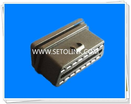 OBDII 16 PIN FEMALE CONNECTOR