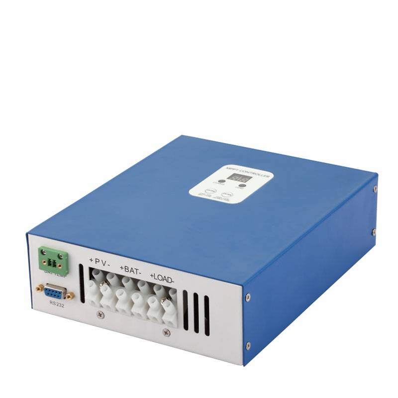 High Conversion Efficiency 12V 24V 48V System Auto Recognition 25A MPPT Charge Controller