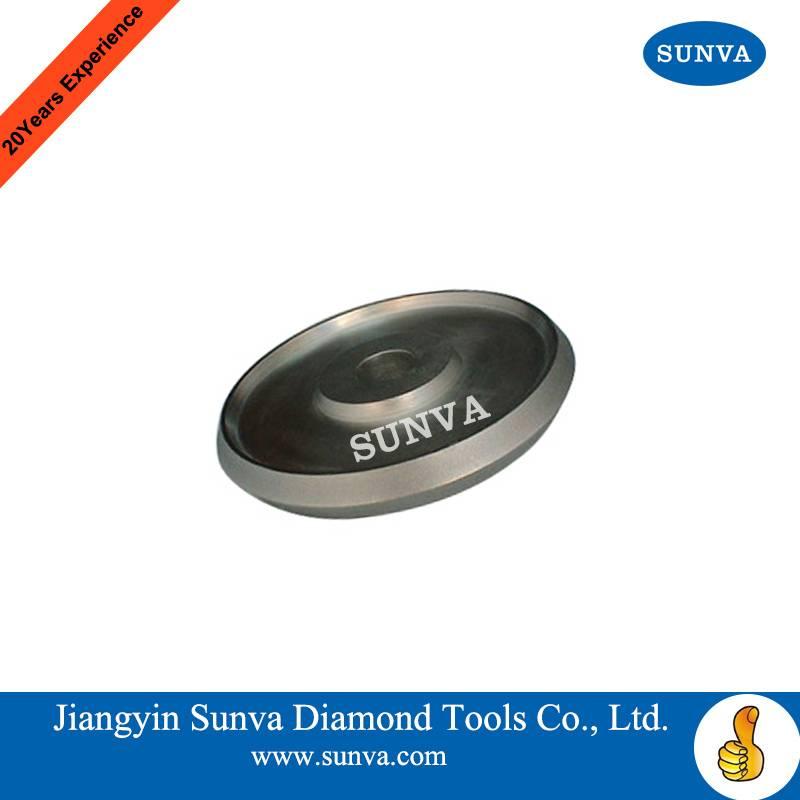 SUNVA Diamond V Wheel / Electroplated diamond grinding wheel