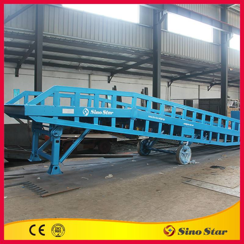 mobile loading yard ramp for sale( SS-DCQ6)