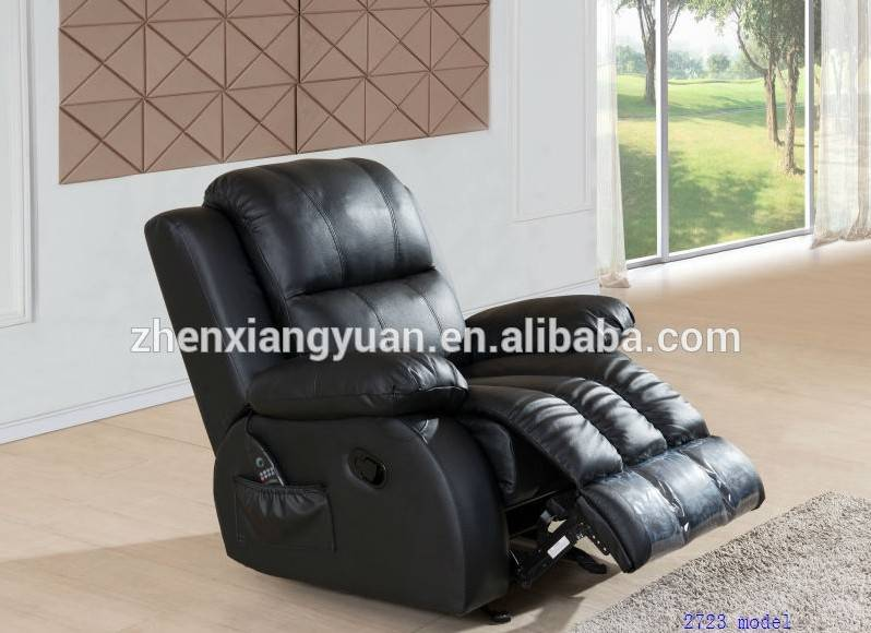 living room set with glider rocker leather recliner chair