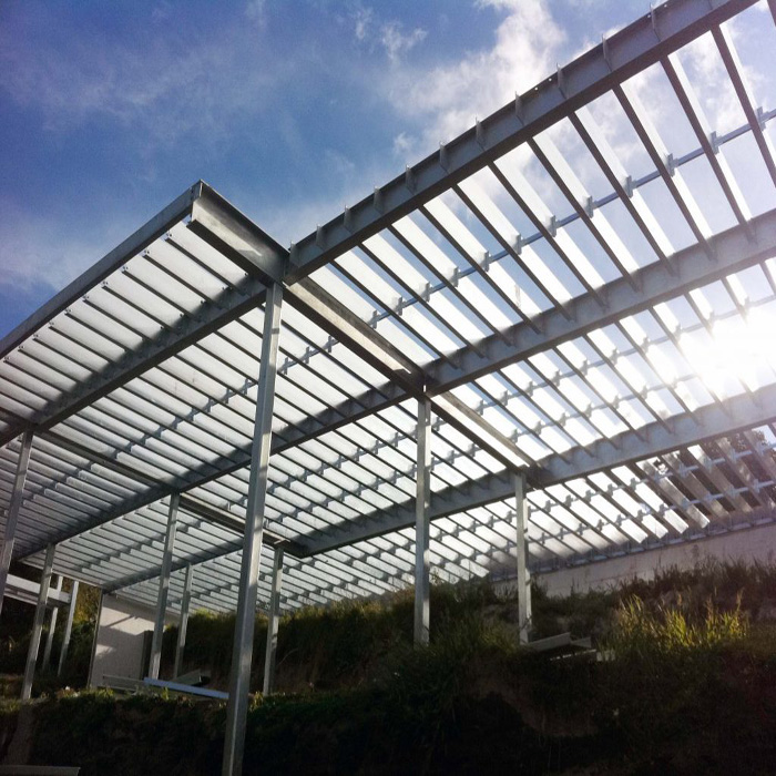 Qingdao Yili steel structure workshop wholesales cheap warehouse for sale