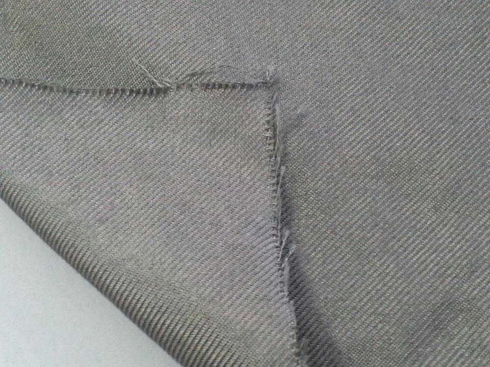 stainless steel 316L fiber metallic woven fabric