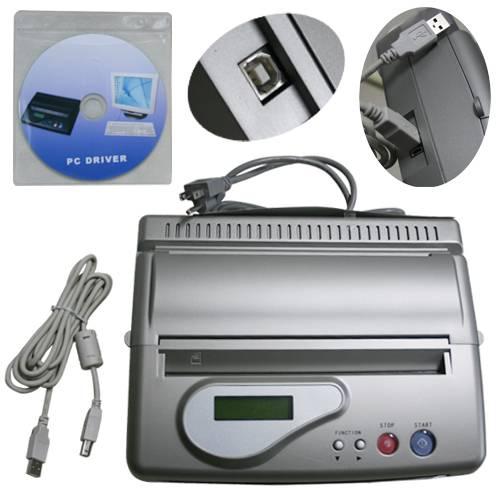 Tattoo Stencil Transfer Machine Tattoo Supplies Thermal Transfer Machine