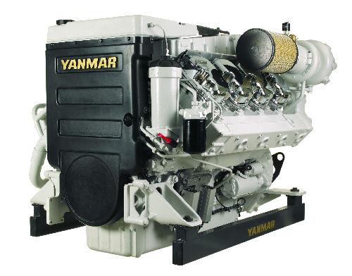 Yanmar 900hp Diesel Inboard Engine for Sale